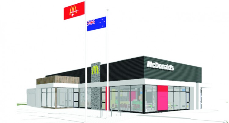 $4.5m McDonald's To Open In December