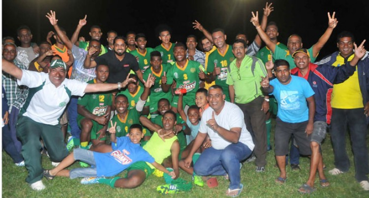 Nadi Wins Title