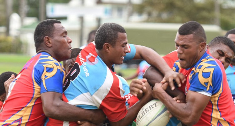 Namosi Brace For Tough Hillmen