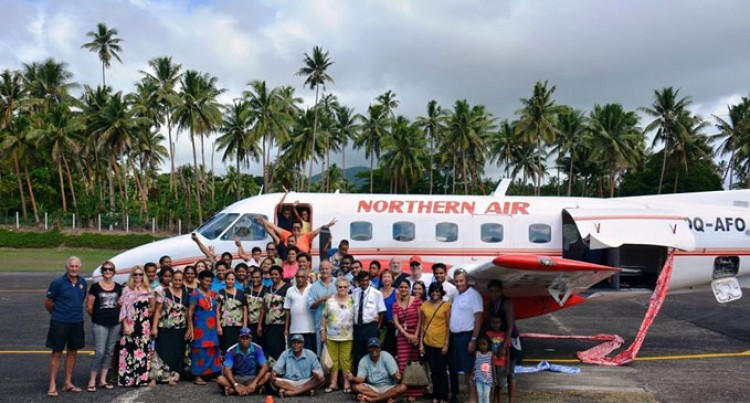 Northern Air Begins Flights To Taveuni