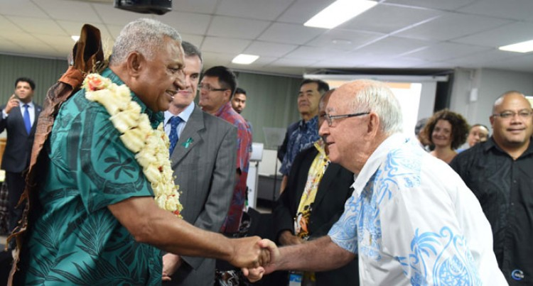 10 Themes In Fiji's Green Heart: PM