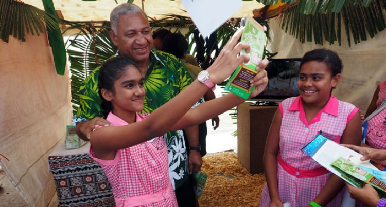 PM Urges Children To Take Lead