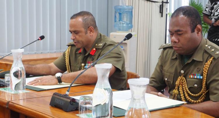 RFMF: Bills Would Protect Fijian Flag