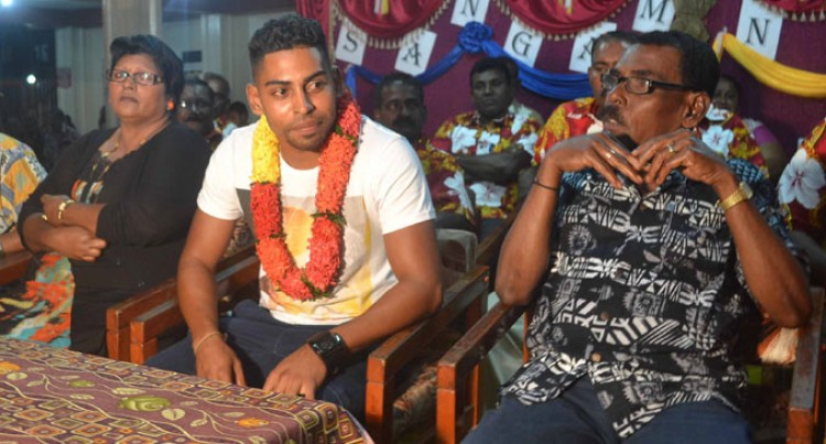 Krishna To Boost Fiji