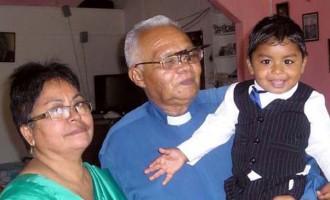 Rev Sarwesh Singh Dies