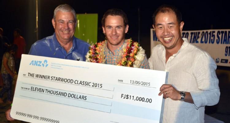 Shilton Wins Starwood Classic