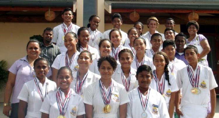 Swim Team A Success At SVC
