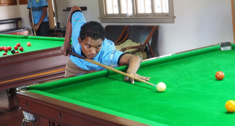 Prasad On Course For 3rd Title