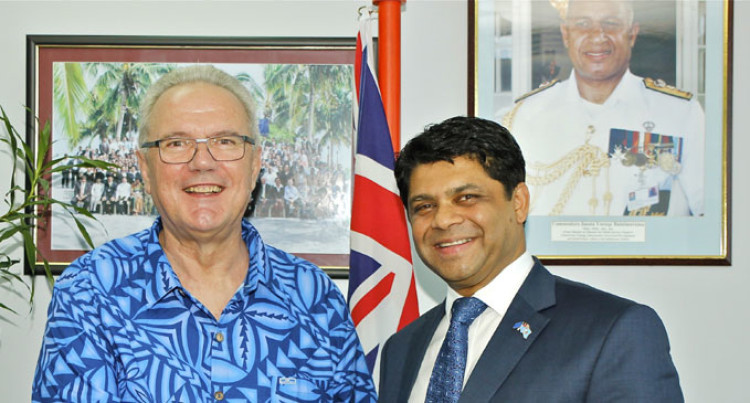 A-G Talks Of Possible  EU-funded Projects