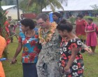 US Gives $120K For Classroom Blocks