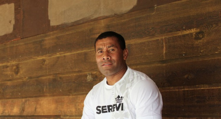 Hard Work Starts Now, Says Waisele Serevi