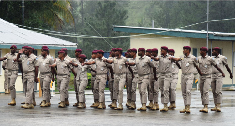 Officers Reminded Of Discipline