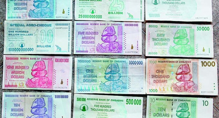 Zimbabwe Bids 'Good Bye' To Its Own Currency!
