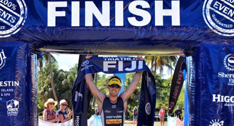 Gordon Wins Nadi Race