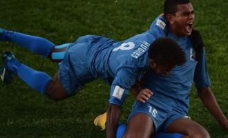 Fiji U20s Creates History