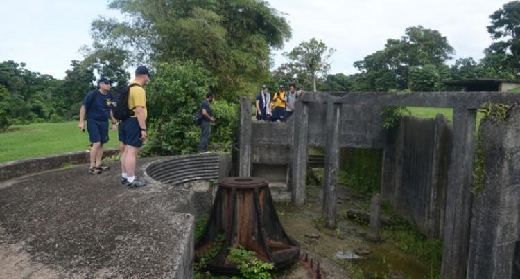 Mercy Crew Clean Up Bilo