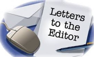 Letters To The Editor, June 26, 2015