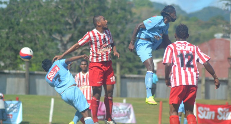 Labasa Wins At Home
