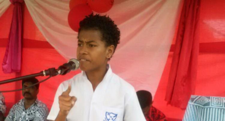 Meresamoavi Wins National Oratory