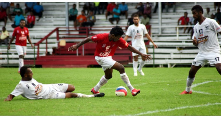 Matarerega Strikes Twice For Suva