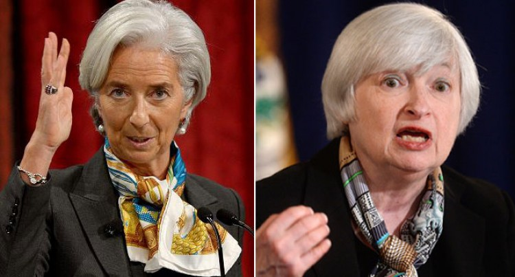 ANALYSIS: Will The Financial World's Two Most Powerful Women Agree?