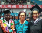 Adi Nunia Graduates In China