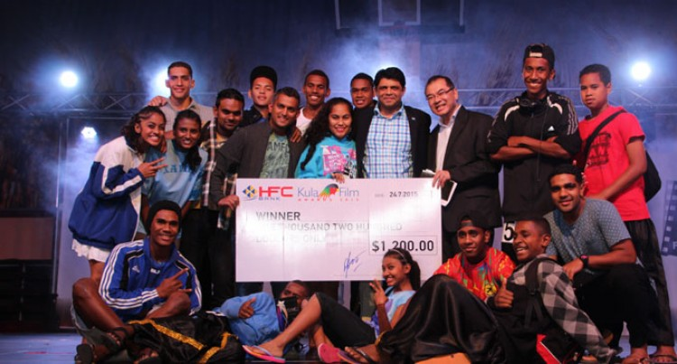 Xavier College Wins Kula Dance Contest