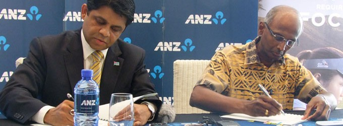 ANZ Partners With Govt To Help Investors