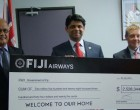 Government Receives First Dividend In Seven Years From Fiji Airways