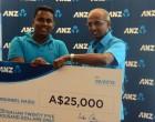ANZ Rewards Krishneel Naidu AU$25, 000