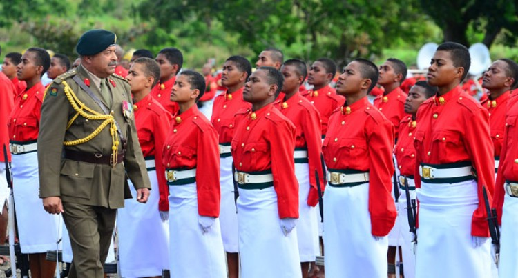 RFMF Recruits 192 Women