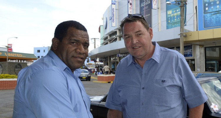 Hansen: Fijians Doing Well