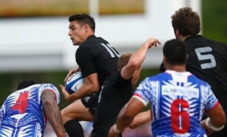 McCaw Backs Samoa For RWC Impact