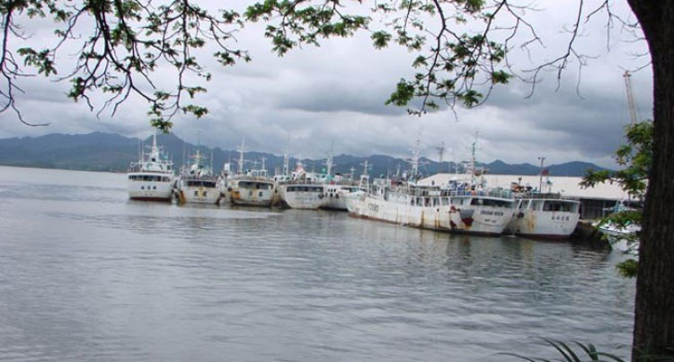 Derelicts Removed From Suva Harbour