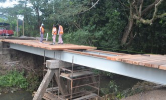 New Bridge Brings Hope For Villagers, Farmers