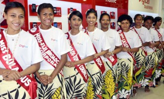 Contestants Give To Fire Victims, Needy Children