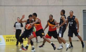 PNG Beat Fiji  In Tough Clash