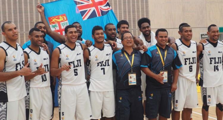 Fijians Topple Champions