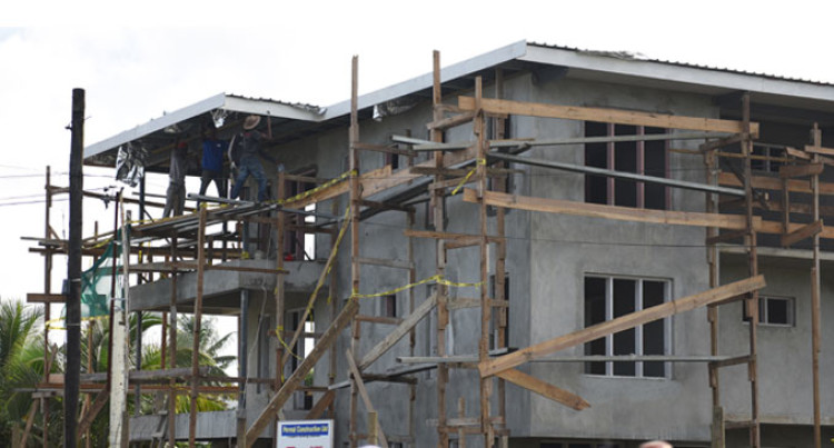 Building Permit Number Drops, But Value Up