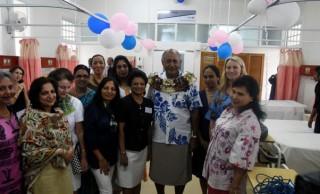 New Look Hospital Ward Healthier