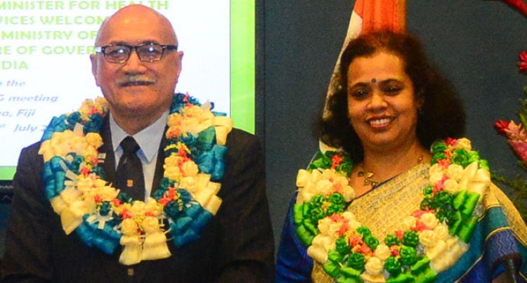 Fiji-India Move On Medical Plans