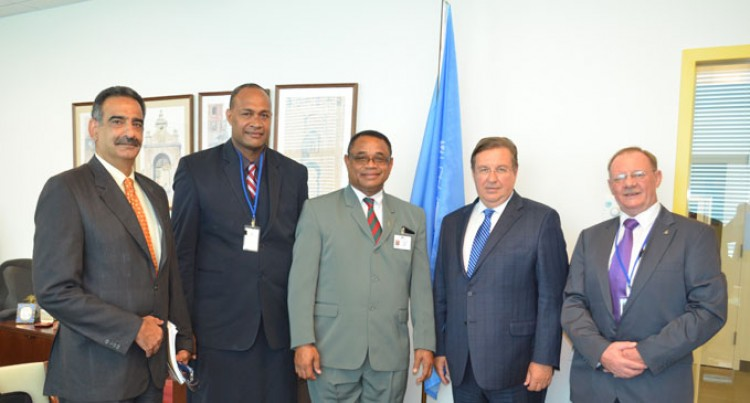 Fijian Loyalty Assured For UN Peacekeeping Missions