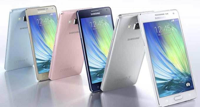 Let's Review Samsung Galaxy A5