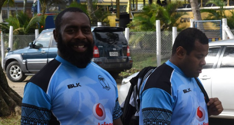 EDITORIAL: Dream Team To Inspire  Vodafone Flying Fijians
