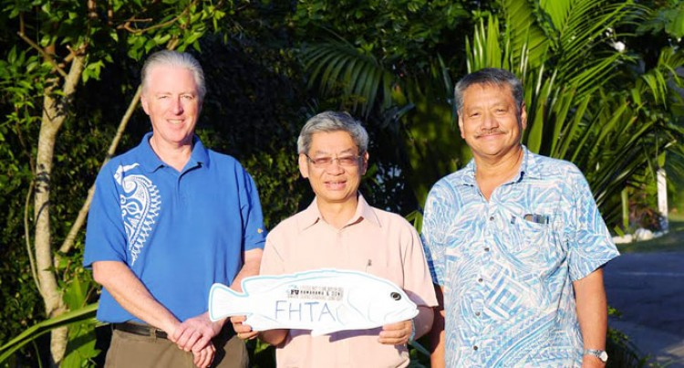 Fiji Hotel And Tourism Association Champions 4FJ Campaign