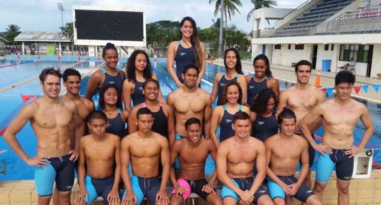 Speedo Boost Fijian Swimmers