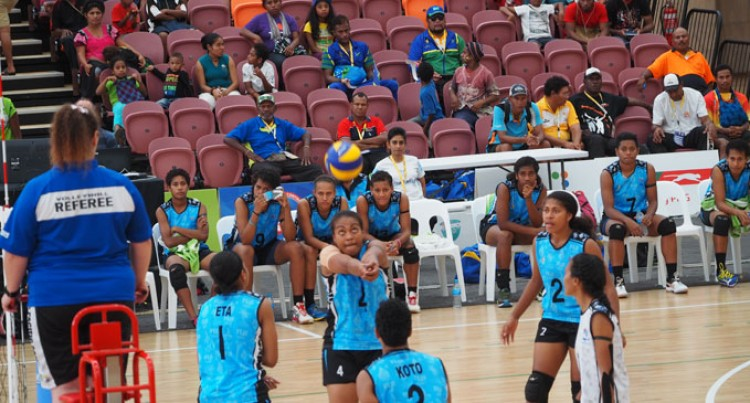Fiji Women In 5th Spot