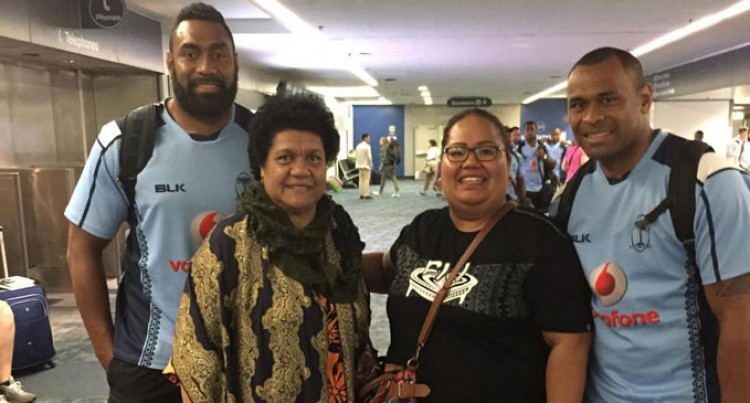 Flying Fijians Up In Ranking