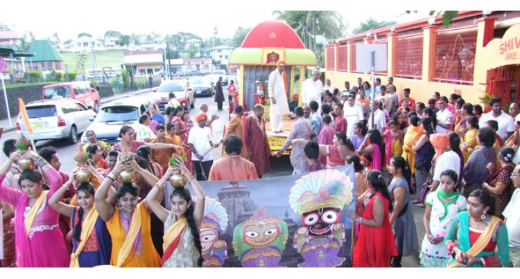 Lord Jagannath In Suva