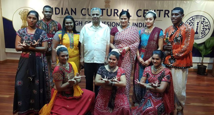 India To See More Fijian dancers